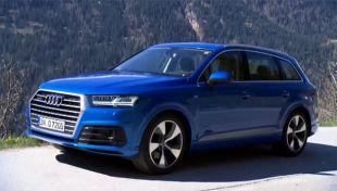 Essai : Audi Q7 3.0 TDI 272 ch