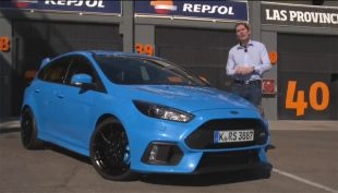 Ford Focus RS 350 ch