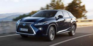 Essai : Lexus RX 450h 2015