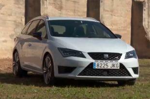 Essai : Seat Leon ST Cupra 290 ch