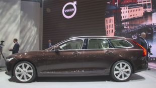Salon : Volvo V90