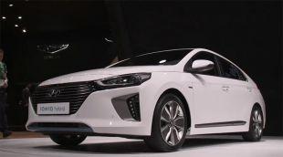Salon : Hyundai Ionic Hybrid
