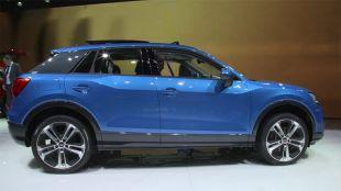 Salon : Audi Q2