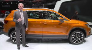Salon : Seat Ateca