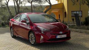Essai : Toyota Prius IV