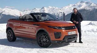 Essai : Range Rover Evoque Cabriolet