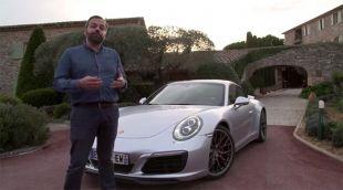 Essai : Porsche 911 (991) Carrera 4S 420 ch