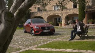 Essai : Mercedes E 220 d Sportline