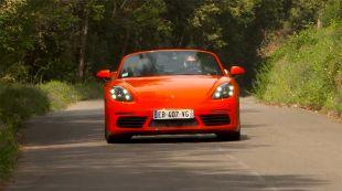 Essai : Porsche 718 Boxster S PDK