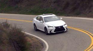 Essai : Lexus GS (IV) 450h