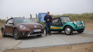 Essai : Volkswagen Coccinelle Cabriolet Dune 2.0 TFSI