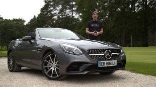 Essai : Mercedes AMG SLC 43