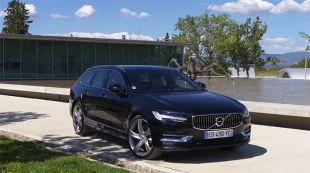 Essai : Volvo V90 T6 AWD