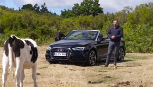 Essai : Audi A3 2.0 TFSI cabriolet restylée