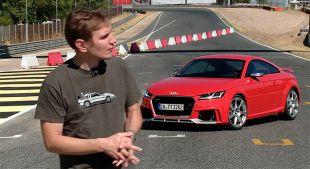 Essai : Audi TT RS