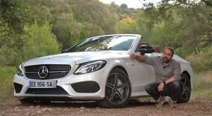 Essai : Mercedes-AMG C43 4matic cabriolet