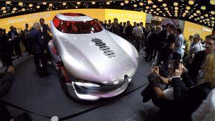 Salon : Renault Trezor concept