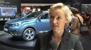 Salon : Peugeot 5008