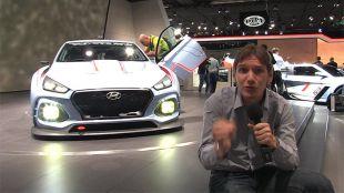 Salon : Hyundai RN30 Concept