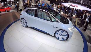 Salon : Volkswagen i.D.
