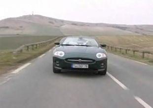 Vidéo Jaguar XJ Diesel - Essai