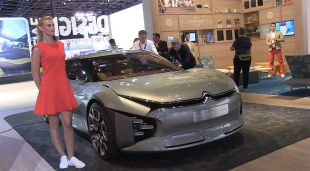 Salon : Citroën CXperience