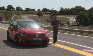 Essai : Volkswagen Golf GTI Clubsport