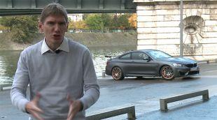 Essai : BMW M4 GTS