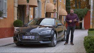 Essai : Audi A5 Coupé V6 3.0 TDI 218