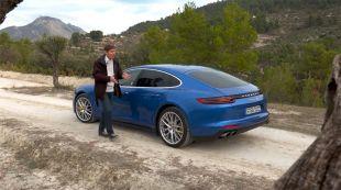 Essai : Porsche Panamera 4S Pack Sport Chrono