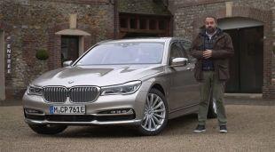 Essai : BMW 740Le xDrive