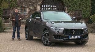 Essai : Maserati Levante S