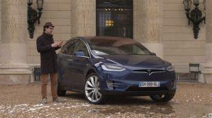 Essai : Tesla Model X