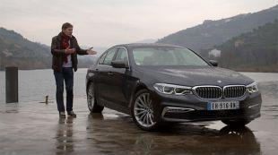 Essai : BMW 540i xDrive (G30)