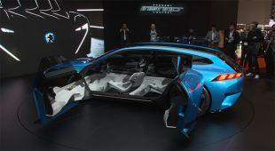 Salon : Peugeot Instinct Concept