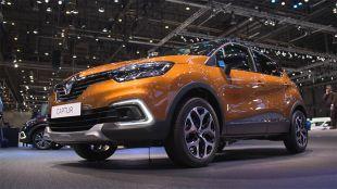 Salon : Renault Captur restylé