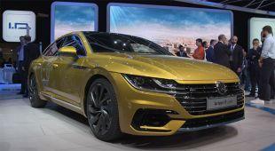 Salon : Volkswagen Arteon