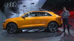Salon : Audi Q8 Sport Concept