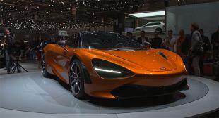 Salon : McLaren 720S