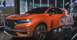Salon : DS 7 Crossback