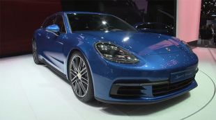 Salon : Porsche Panamera Sport Turismo