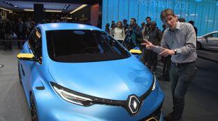 Salon : Renault Zoe e-Sport