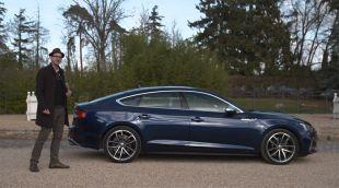 Essai : Audi S5 Sportback (II) 3.0 TFSI