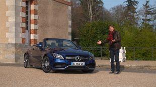Essai : Mercedes-AMG C 63 cabriolet