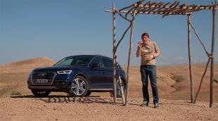 Essai : Audi  Q5 2.0 TDI 190 ch quattro S tronic