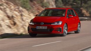 Essai : Volkswagen Golf GTI Performance DSG7
