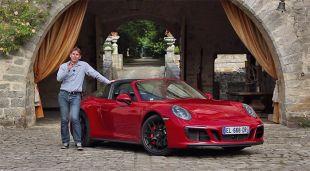 Essai : Porsche 911 Targa 4 GTS PDK 450 ch