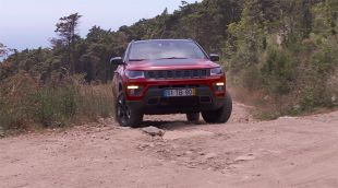 Essai : Jeep 2.0 Multijet 170 Trailhawk