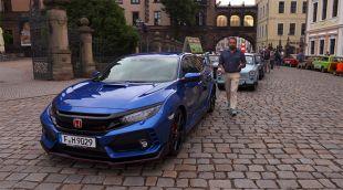 Essai : Honda Civic Type R