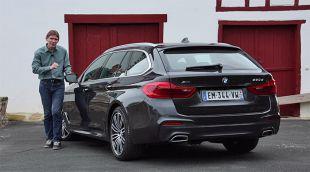 Essai : BMW 530dA xDrive Touring M Sport